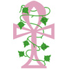 Ankh Wrapped in Ivies Icon