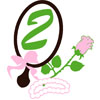 Mirror, Rose and Pearls Icon