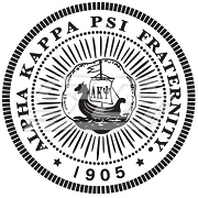 Alpha Kappa Psi Seal Icon