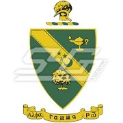 Alpha Gamma Rho Crest Icon