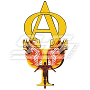 Alpha Psi Omega Angel Icon