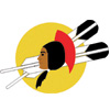 Indian Head Icon