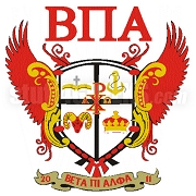 Beta Rho Alpha Crest