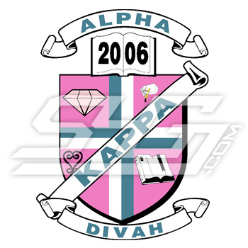 Stuff4greeks Embroidered Patches Fraternity And Sorority Designs
