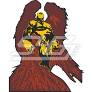 Delta Psi Chi Archangel Icon