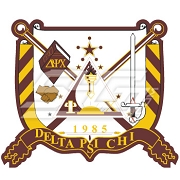 Delta Psi Chi Crest Patch
