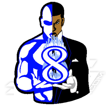Half Man Half Sigma Icon