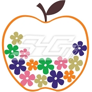 Apple Flower Icon