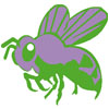 Gamma Bee Icon