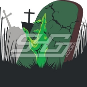 Graveyard Hand Resurrection Icon