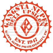 Kappa Alpha Psi Logo Icon for Psi Beta Upsilon