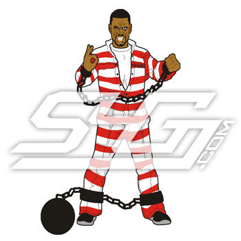 Inmate Icon (submitted by a customer, not an official design)