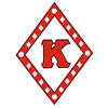 K Diamond Embellished Icon