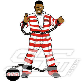 Kappa Alpha Psi Prisoner Icon
