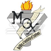 Men Of Excellence Crest Emblem Icon