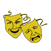 Drama Masks Icon