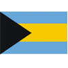 Bahamas Flag Icon