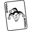 Joker Card Icon