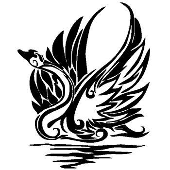 Aristic Swan Icon