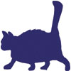 Fat Cat Walking Icon