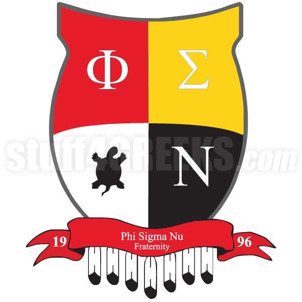 Phi Sigma Nu Crest Icon