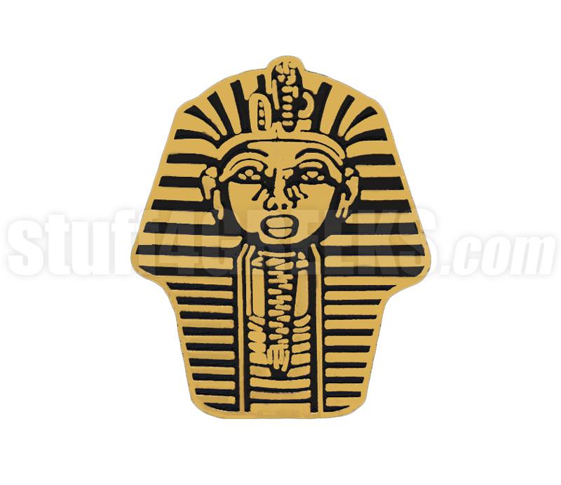 Alpha Phi Alpha 1 Imagemascot Lapel Pin With Sphinx Blackgold