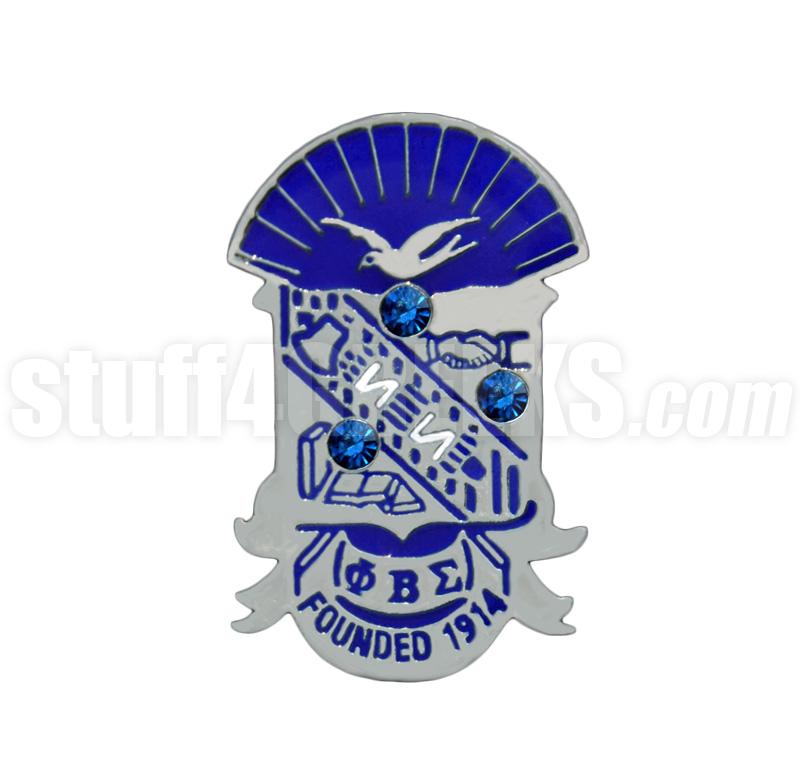 Phi Beta Sigma Shield Phi Beta Sigma Crest/shield
