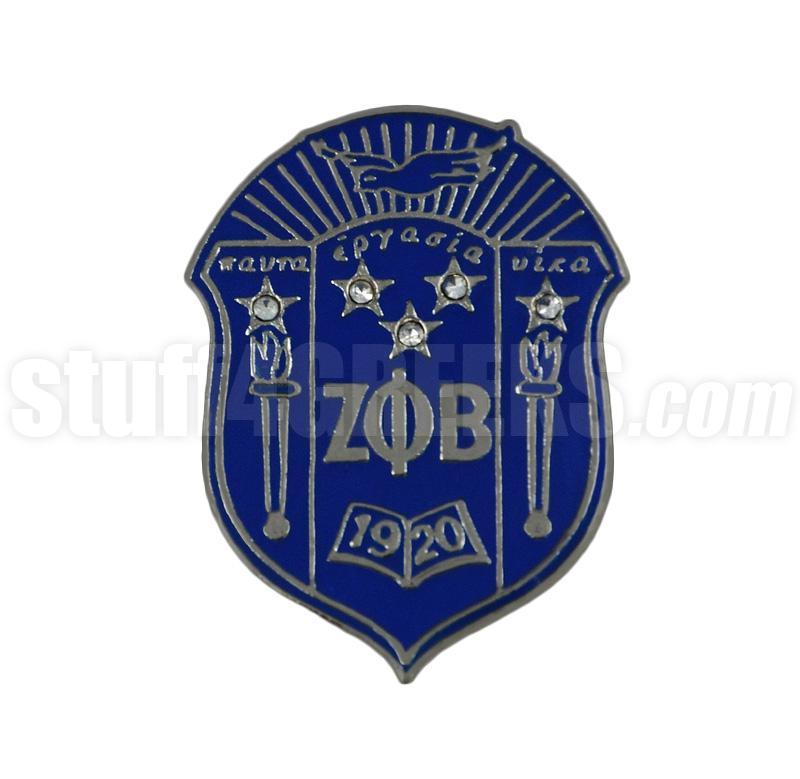 Zeta Phi Beta Sigma Shield