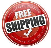 Free Shipping On All Future Orders for Life