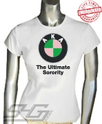 AKA - The Ultimate Sorority - EMBROIDERED with Lifetime Guarantee
