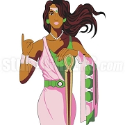Alpha Kappa Alpha Goddess Icon