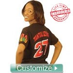 Custom Greek Crossing T-Shirt - Fraternity and Sorority Line Shirt - EMBROIDERED with Lifetime Guarantee
