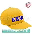 Custom Flexfit Greek Letter Cap (AB) - AVAILABLE FOR ANY ORGANIZATION