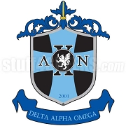 Delta Alpha Omega Crest Patch