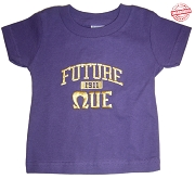 Future Que (Omega Psi Phi) T-shirt - EMBROIDERED with Lifetime Guarantee