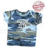 Future Zeta Camo T-shirt - EMBROIDERED with Lifetime Guarantee