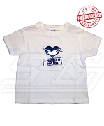 A Product of Dove Love T-Shirt - EMBROIDERED with Lifetime Guarantee