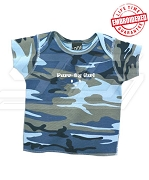 Purr-ty Girl Zeta Phi Beta Camo T-shirt - EMBROIDERED with Lifetime Guarantee