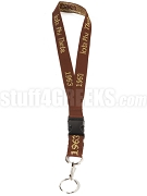 Iota Phi Theta Lanyard with Organization Name and Founding Year
