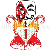 Kappa Alpha Psi Vendetta Matrix Icon