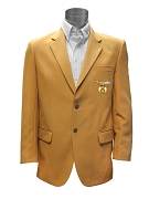 Gold Blazer with Embroidered Shriner Logo