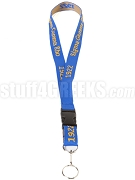 Sigma Gamma Rho Lanyard with Organization Name and Founding Year