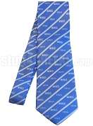 Phi Beta Sigma Necktie with Greek Letters and Founding Year - SOLD OUT