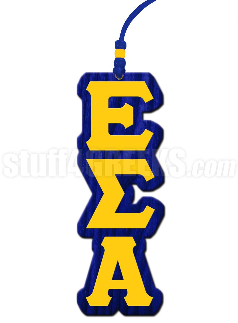 Epsilon sigma alpha greek letter tiki necklace epsilon sigma alpha tiki biocorpaavc Image collections