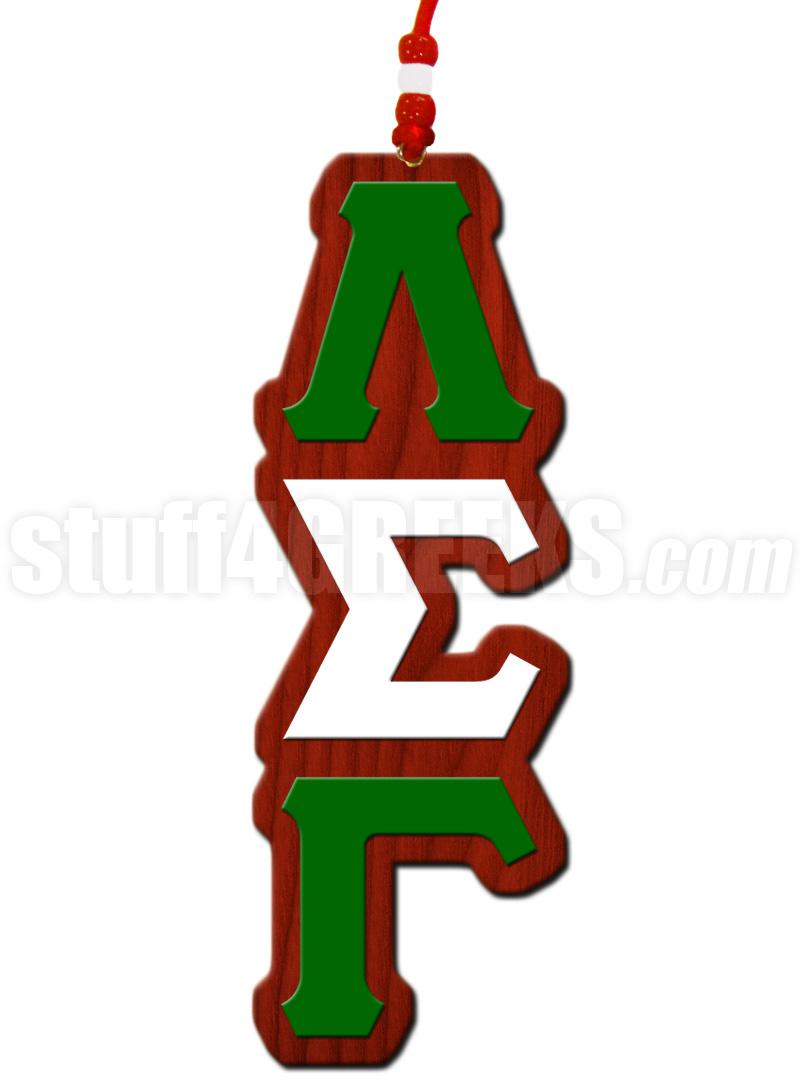 Lambda sigma gamma greek letter tiki necklace biocorpaavc Images