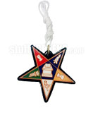 OES Fatal Star Tiki Necklace