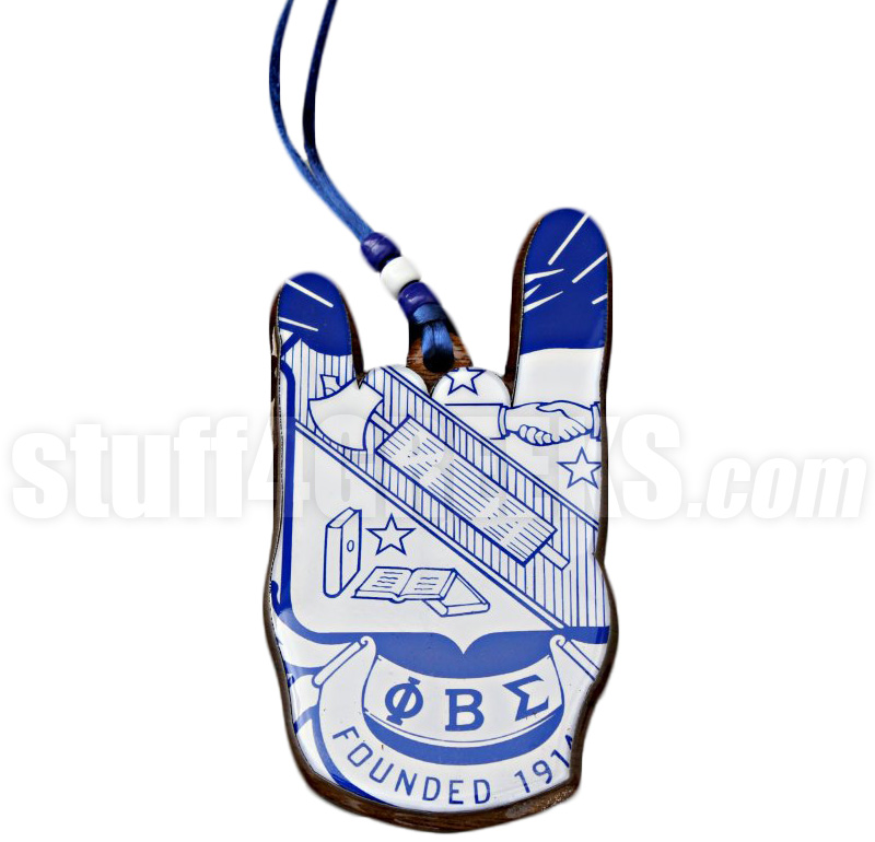 Phi Beta Sigma Shield Phi Beta Sigma Tiki