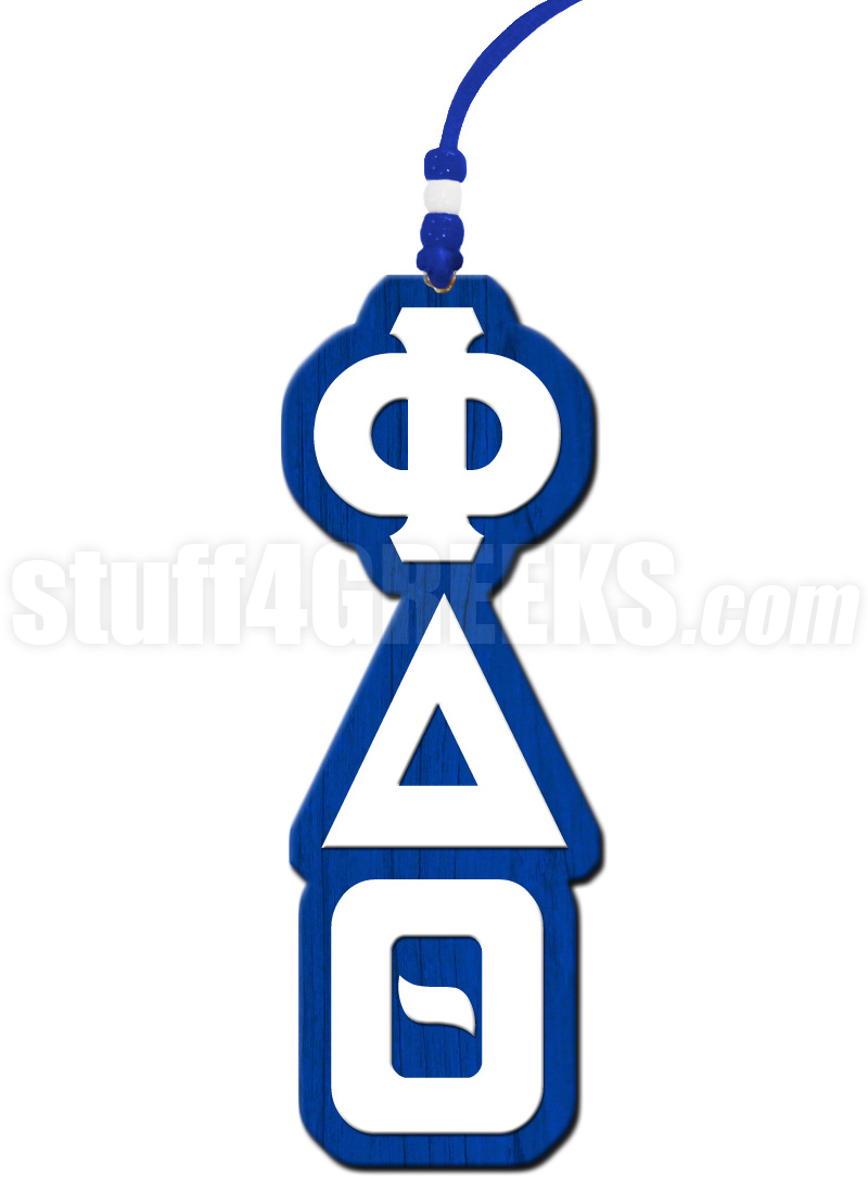 Phi delta theta greek letter tiki necklace biocorpaavc Image collections