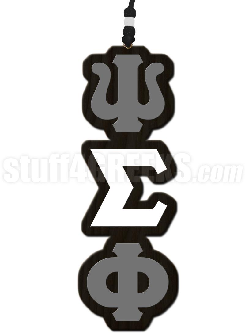 Psi sigma phi greek letter tiki necklace buycottarizona Images