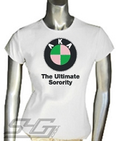 AKA - The Ultimate Sorority Screen Printed T-Shirt